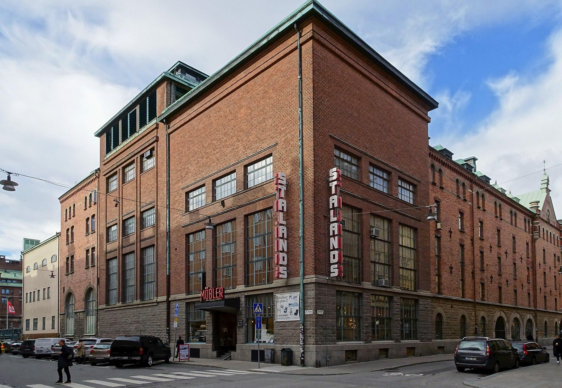 Stockholm/Södermalm - Stalands Möbler