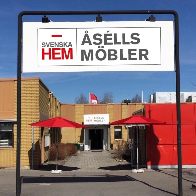 Skellefteå - Åsells Möbler