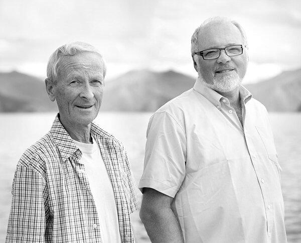 Arild Alnes & Helge Taraldsen